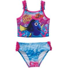 Finding Nemo and Dory Tankini 2-Piece Swimsuit