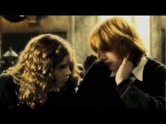 Yellow {Ron/Hermione} I love this so much, beautifully done, incredible song <3