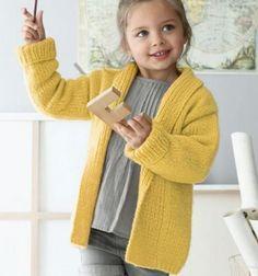 #ClippedOnIssuu from STRIKK TIL JENTER OG GUTTER @phildarnorge #18-4 Knitting For Kids, Baby Knitting Patterns, Crochet For Kids, Crochet Patterns, Baby Blanket Crochet, Crochet Baby, Knit Crochet, Knit Baby Sweaters, Baby Booties