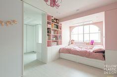 대치미도 67평 아파트 인테리어_[옐로플라스틱, 옐로우플라스틱, yellowplastic] : 네이버 블로그 Bunk Beds, Baby Room, Home Accessories, Kids Room, Entryway, Room Decor, Color, Furniture, Taiwan