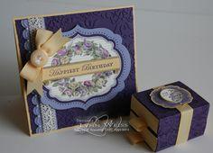 LW Designs: Elegant Apothecary Set