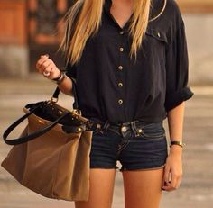 cute summer outfit! Follow jen L FOLLOW SHARE INVITE AND PIN TO BEST FAB FOR ALL B.F.F. BOARD