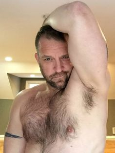 My daddy is hairy : Photo
