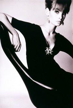 Jean Shrimpton by David Bailey, 1963.