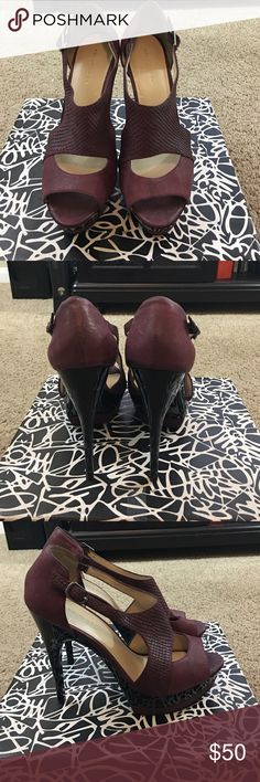 Pelle Moda pumps size 9 in good used condition. Pelle Moda pumps size 9 in good used condition. Pelle Moda Shoes Heels