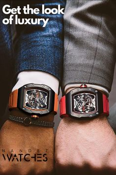 Stylish Watches, Luxury Watches For Men, Fade Up, James Bond Style, Richard Mille, Gift Of Time, Men Clothes, Mechanical Watch, Nice Things