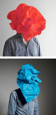 Creative Portraits by Sebastian Schramm | Inspiration Grid | Design Inspiration