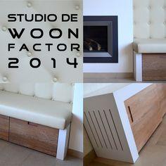 Alvast een klein tipje van de sluier...........de meubels die door studio de WOON FACTOR zijn ontworpen t.b.v. de haardpartij. www.studiodewoonfactor.nl