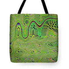 Light On Steel Beams And Panels Abstract Tote Bag featuring the digital art Light On Steel Beams And Panels Abstract by Tom Janca