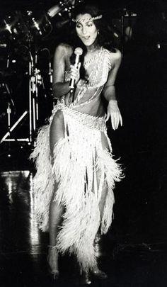 Cher- My very first concert was Sonny & Cher, I was in kindergarten.