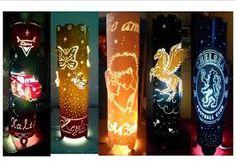 Resultado de imagen para LAMPARAS DE PVC