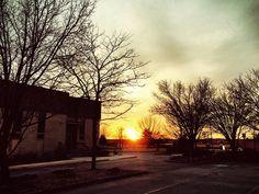 Sundown Photograph