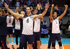 USA Men's Volleyball:    The Brazilian men's volleyball team is highly favored to win gold, but Team USA is considered by some to be their toughest competition. The US team last won gold in 2008.    .  -  Underdogs to watch in Rio