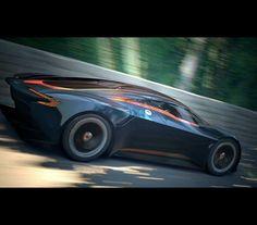 Aston Martin e Red Bull apresentam resultado de parceria