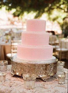Goteo Cake / Pastel Fondant Wedding ♥ Wedding Cake Design