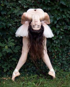 Ballet Dancer Brittany Cavaco by Elizabeth Zusev
