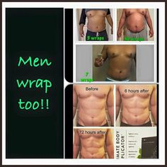 www.its-a-wrap.net  Men wrap too!!!  Add the wraps to your workout routine for amazing results!  Tone, tighten and firm beyond what can be achieved with exercise by improving skin texture and tightness.   $99 retail or ask me how to purchase at my wholesale prices with the ✨Loyal Customer program.✨ Message me with questions on Facebook at   https://www.facebook.com/groups/1578563765739936/