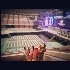 taeyeon_ss: Soo.Hyo.Tiff.Jess.Yoon♥ 여기서보니까 신기해!! See you soon! 이따봐요^^ #Taengstagram #130410