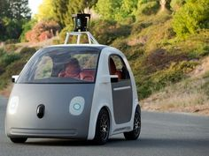 Google unveils its designs for a self-driving car, and it will change our cities and suburbs