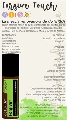 Doterra Essential Oils, Essential Oil Blends, Doterra Forgive, Natural Life, Forgiveness, Aromatherapy, Citronella