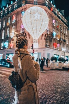 Christmas in Paris – leonie hanne – haute couture Dior Store, Ohh Couture, Leonie Hanne, Christmas In Paris, Paris Photos, Disneyland Paris, Paris Travel, Trip Planning, Travel Photos
