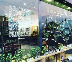 We believe in #sustainablebeauty. We are #davines. #davinesmsia #davinessalons