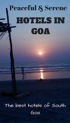 Goa Hotels | South Goa Hotels | South Goa Resorts | Goa Beach Resort | Leela Goa | Zuri White Sands Goa | Mayfair Hideaway Goa | Luxury holiday South Goa | Beach holiday Goa | Beach vacation India