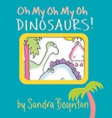 Sandra Boynton is one of America's best-loved artists. Her Boynton on Board books for children have sold tens of millions of copies. Paper Dinosaur, Dinosaur Dig, Dinosaur Crafts, The Good Dinosaur, Dinosaur Toys, Dinosaur Party, Sandra Boynton, Sandro, Dinosaur Activities
