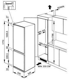 дневник дизайнера: Как правильно спроектировать системы вентиляции бытовой техники в кухонном пенале?
