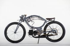 Haico Heersink's Puch x30 Old Style Board Track Racer