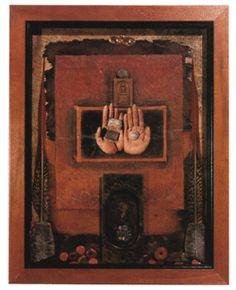 Betye Irene Saar (July 30, 1926 in Los Angeles, California) is an American artist, known for her work in the field of assemblage.