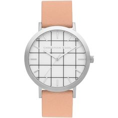 671dd03c431 Christian Paul Watch Airlie Grid is elegant timepiece with grid dial has  been created with a sophisticated kind of simplicity in mind.