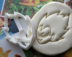 FOR OTHER DRAGON BALL COOKIE CUTTERS CLICK HERE: https://www.etsy.com/shop/Smiltroy/search?search_query=dragon+ball   ✦Measurements✦   4 x 3.8
