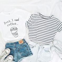 leichte Sommeroutfits Source by anetteisenbltter tween outfits for school casual Cute Lazy Outfits, Simple Summer Outfits, Casual School Outfits, Cute Swag Outfits, Teenage Girl Outfits, Girls Fashion Clothes, Teen Fashion Outfits, Teenager Outfits, Mode Outfits