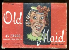 Popular card game of the 50's and 60's,, Loved playing this with my grandma those were the days.. Take me back.. :)