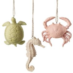 Sea Creature Christmas Ornament