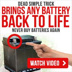 EZ Battery Reconditioning by Tom Ericson & Frank Thompson, Creators Of EZ Battery Reconditioning™