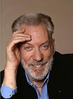 Donald Sutherland was given an ultimatum; he could either accept . Donald Sutherland, Classic Comedies, Famous People, The Voice, Take That, Actors, Animal House, Shit Happens, Celebrities