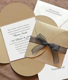 LA GUARIDA DE BAM: Invitaciones de boda