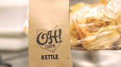 OH! Chips is an artisan chip brand located in Columbus, Ohio. It is the third business featured in our Small Business Inspires video series. #chips #Columbus