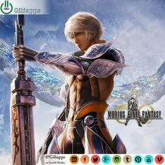 Giliapps ⦿ Mobius Final Fantasy is an episodic role-playing video game developed and published by Square Enix for iOS, Android, and Microsoft Windows. It was released in Japan in June 2015, and released internationally in August 2016. ... #giliapps #game #gamer #gaming #videogame #trailer #requirements #mobiusff