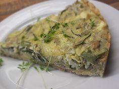Schafskäse - Zucchini - Quiche, ein tolles Rezept aus der Kategorie Tarte/Quiche. Bewertungen: 358. Durchschnitt: Ø 4,5.