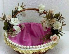 Decorative basket gift baskets pinterest decorative baskets discover ideas about wedding plates decorative basket junglespirit Gallery