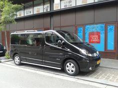 Renault Trafic Black Edition