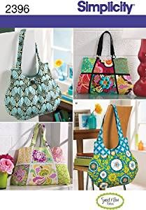 Simplicity Sewing Pattern 2396 Accessories: Amazon.co.uk: Kitchen & Home