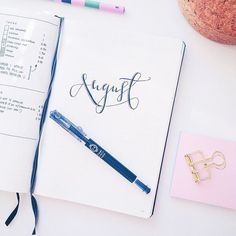I finally did it! First video is up on my YouTube channel!! It's on my August bullet journal setup. A flip through of my collections including sleep log, goal page, goal tracker, morning routine, brain dump, expence tracker, memories page and energy log and joy log.