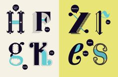artandtext: (via design work life» Saranna...   Type Worship
