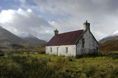 Bothy at Athnamulloch ... Scottish Highlands