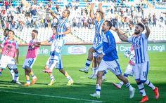 Calcio serie B. Un Pescara rimaneggiato non va oltre lo 0 a 0 con l'Entella