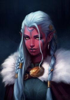 Female Character Inspiration, Female Character Design, Fantasy Inspiration, Character Drawing, Fantasy Art Women, Dark Fantasy Art, Fantasy Girl, Fantasy Artwork, Dungeons And Dragons Characters